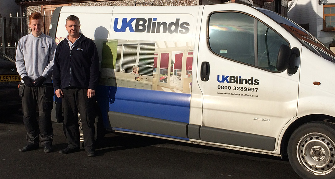 Commercial & Domestic Blinds