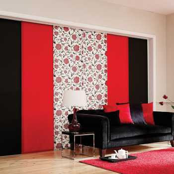blackout multifoloured blinds