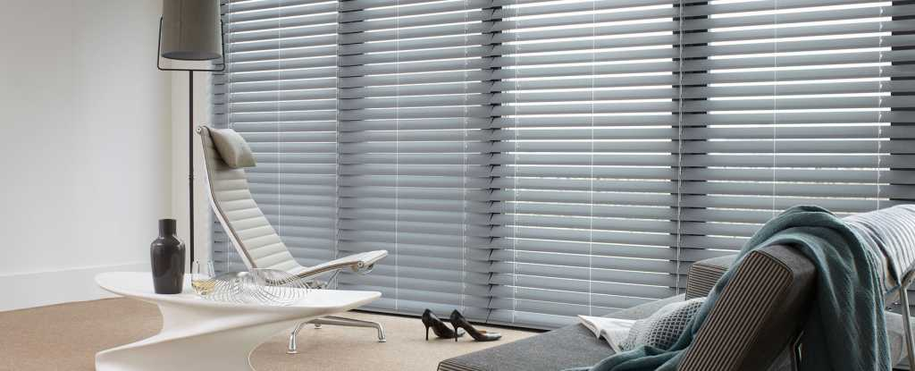 Blinds for grey interiors - Venetian Blinds - UK Blinds Direct