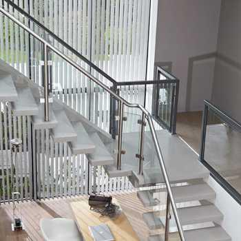 grey vertical blinds