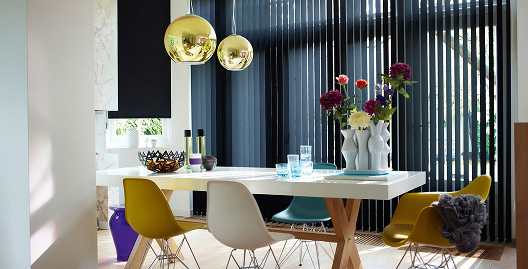 The Advantages Of Vertical Blinds Uk Blinds Direct