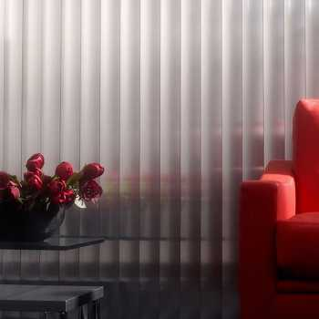 metallic vertical blinds