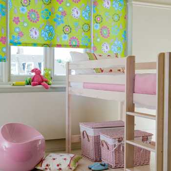 Child Electric Roller Blinds