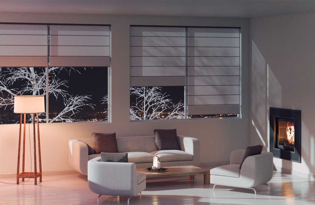Best Blinds to Keep You Warm This Winter - UK Blinds Direct