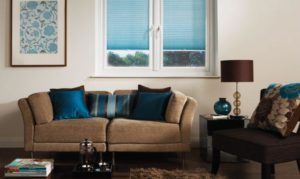 Pleated Blinds in Sheffield