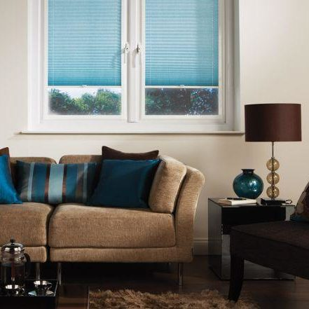 Perfect Fit Pleated Blinds in Rotherham