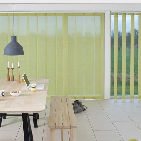 Made to measure Vertical Blinds in Rotherham