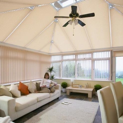 Made to measure Conservatory Blinds in Rotherham