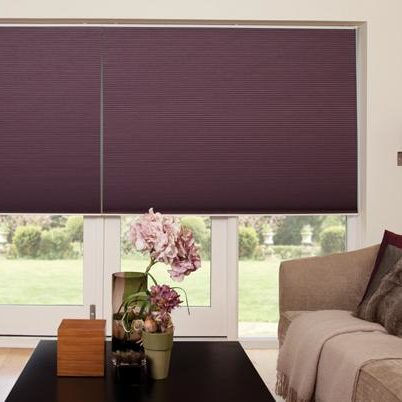 Perfect Fit Pleated Blinds in Sheffield