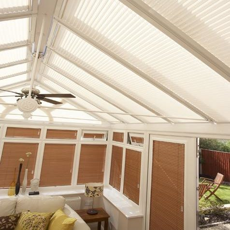 Made to measure Conservatory Blinds in Sheffield