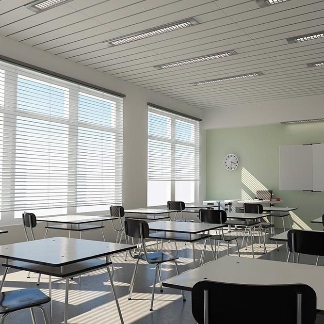 Commercial Blinds in Sheffield