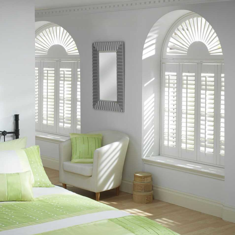 Wooden Window Shutters in Rotherham