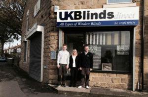 UKBlinds direct Rotherham