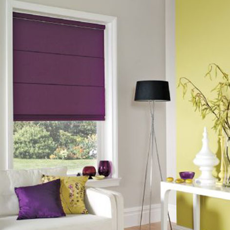 Roman Blinds in Rotherham