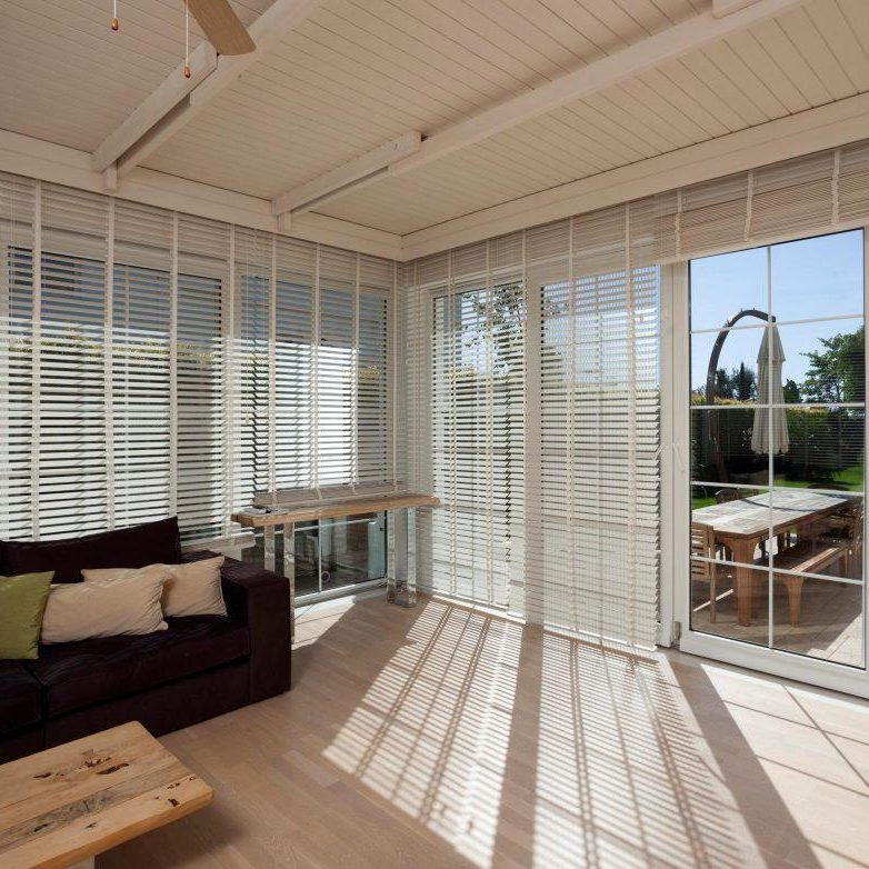 Made to measure Wooden Blinds in Rotherham